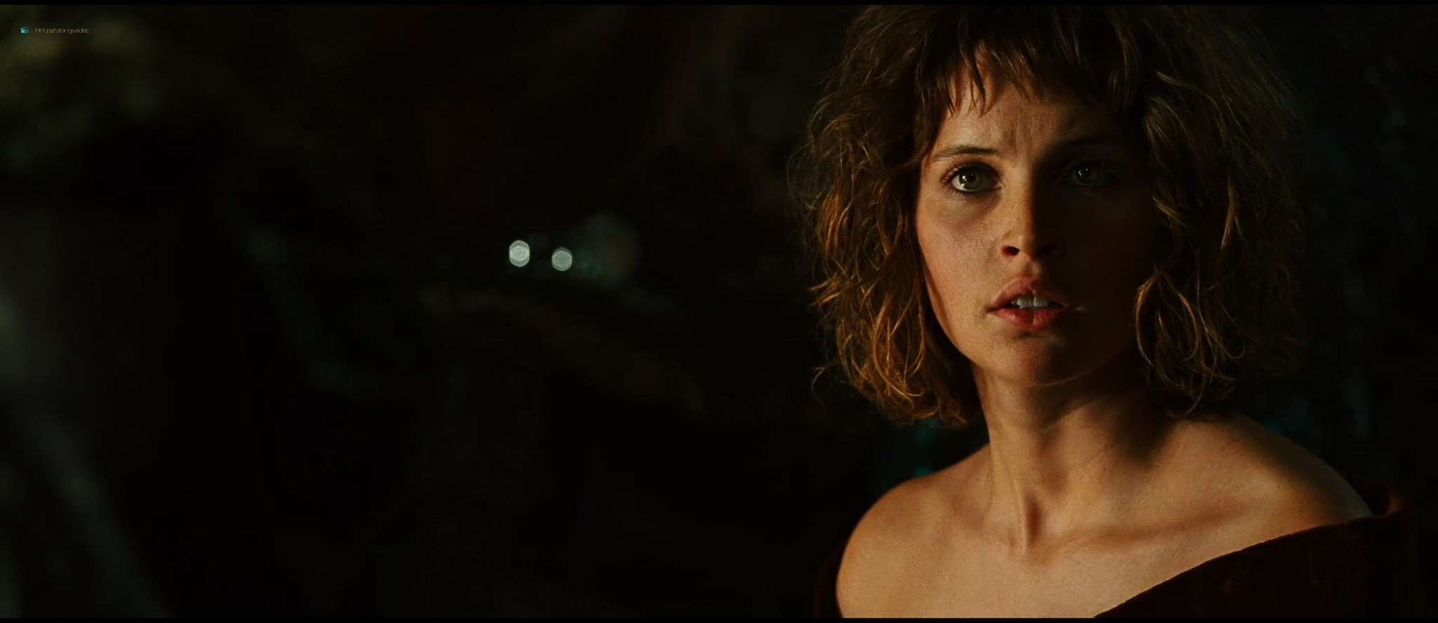 Felicity Jones hot and sexy - The Tempest (2010) HD 1080p BluRay (10)