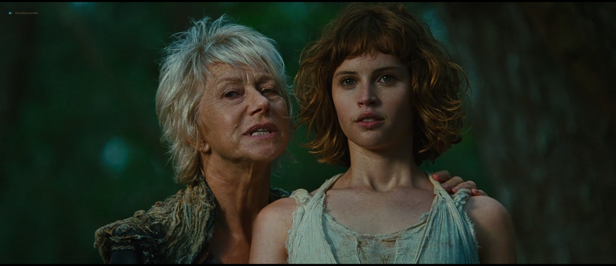 Felicity Jones hot and sexy - The Tempest (2010) HD 1080p BluRay (9)