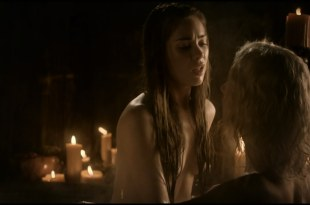 Roxanne McKee nude topless and sex – Game of Thrones S01E04 hd1080p