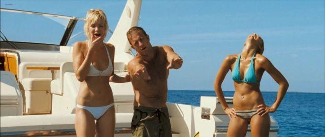 Jessica Alba hot sexy in bikini from Into the Blue (2005) hd1080p
