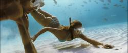 Jessica Alba hot sexy in bikini from - Into the Blue (2005) hd1080p