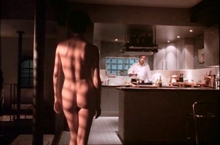 Sean Young nude butt naked and sex  – Blue Ice (1992)