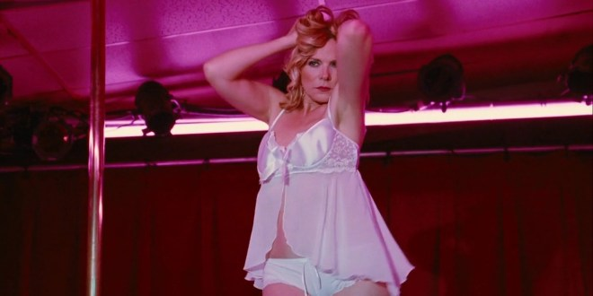 Kim Cattrall stripping in - Meet Monica Velour (2010) hd720p