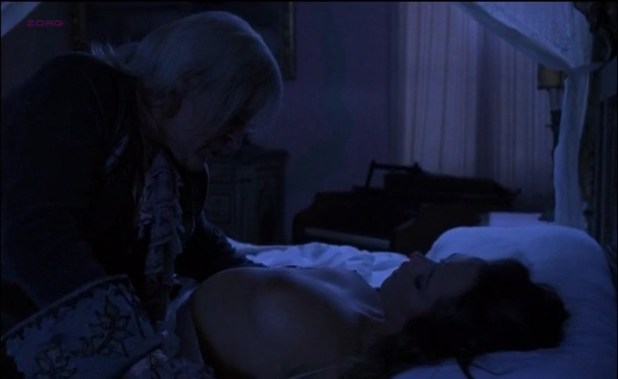 Barbara De Rossi nude topless and sex - Vampire in Venice (1988)