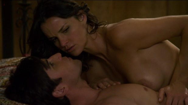 "Ana Alexander and Lauren Nesh  nude in ""Chemistry"" s1e8 hd720p"