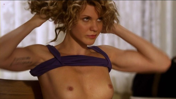 """Angel McCord nude in hot lesbian action in """"Chemistry"""" s1e8 hd720p"""