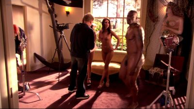 Jessica James and Kristen Price full frontal nude, Mary-Louise Parker butt naked in - Weeds s03e07 hd1080p (18)