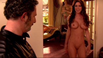 Jessica James and Kristen Price full frontal nude, Mary-Louise Parker butt naked in - Weeds s03e07 hd1080p (11)