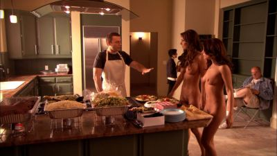 Jessica James and Kristen Price full frontal nude, Mary-Louise Parker butt naked in - Weeds s03e07 hd1080p (3)