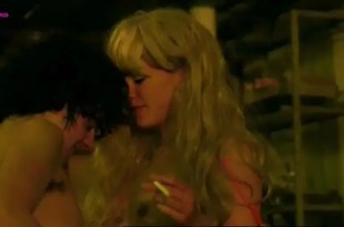 Katia Winter nude topless and sex threesome - Unmade Beds (2009)