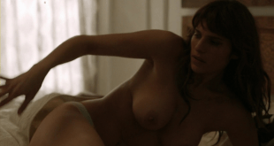 Lake Bell naked and first time nude topless in - How to Make It in America S2E03 hd720p