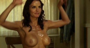 """Ana Alexander nude having sex in kitchen table """"Chemistry"""" s1e12 hd720p"""