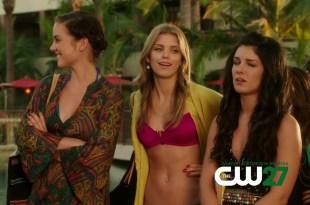 AnnaLynne McCord hot and sexy in bikini – 90210 (2011) s4e8 hd720p