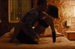 Amanda Seyfried not nude but sexy and hot sex in lingerie – In Time  (2011)