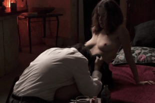 Maria Protopappa nude full frontal bush and hot sex – The Signature (2011)