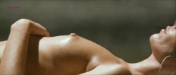 Halina Reijn nude topless and nude bush and butt from Dutch movie - Isabelle (2011)