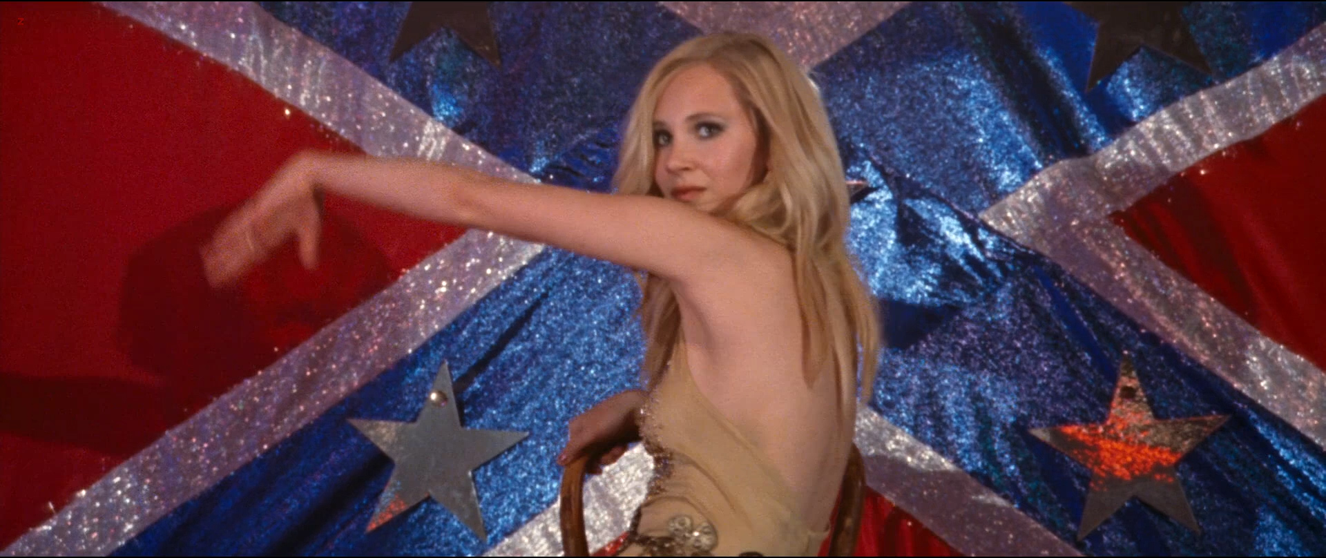 Juno Temple hot and sexy as stripper - Dirty Girl (2010) hd1080p (2)