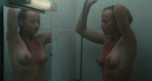 Karine Vanasse nude topless in the shower and bath Switch (2011) hd1080p