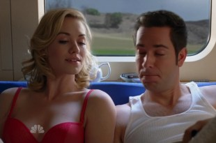 Yvonne Strahovski hot and sexy – Chuck  s5e11 hd720p