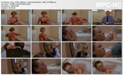 Virginia Madsen nude topless in the bath from - Candyman (1992) hd1080p