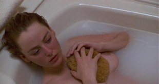 Virginia Madsen nude topless in the bath from Candyman (1992) hd1080p