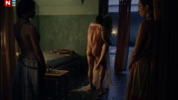 Viva Bianca get naked and enjoy sex game wile others watching - Spartacus Vengeance s2e3 hd720p