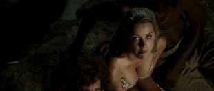 Amber Heard not nude but hot and Whitney Able nude topless in All the Boys Love Mandy Lane (2006) hd1080p