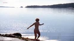 Irina Björklund nude full frontal sex and nude skinny dipping from - Minä ja Morrison (2001) (12)