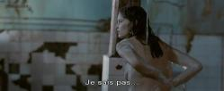 Laetitia Casta nude butt naked in the shower - The Island (2011)
