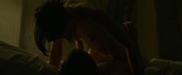 Rooney Mara naked rough sex oral and lesbian - The Girl with the Dragon Tattoo (2011) hd1080p (7)