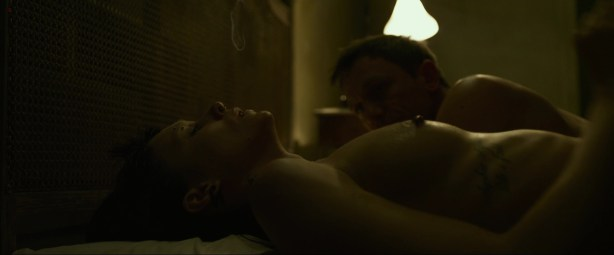 Rooney Mara naked rough sex oral and lesbian - The Girl with the Dragon Tattoo (2011) hd1080p (17)