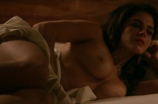 """Weronika Rosati busty and nude topless from """"Luck"""" s1e9 hd720p"""