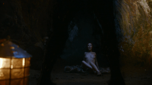 Carice van Houten full naked pregnant and nude topless - Game Of Thrones s2e4 hd720p