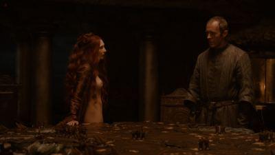 Carice van Houten nude bush, Sahara Knite and Amy Dawson nude sex- Game Of Thrones (2012) s2e2 HD 1080p (14)