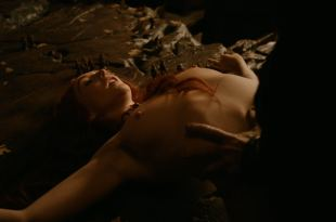 Carice van Houten nude bush, Sahara Knite and Amy Dawson nude sex- Game Of Thrones (2012) s2e2 HD 1080p