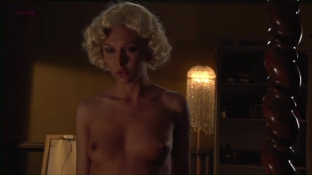 """Jeannie Marie Sullivan naked in """"The Dead Want Women"""" (2012)"""