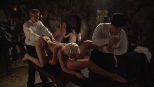 "Jeannie Marie Sullivan naked in ""The Dead Want Women"" (2012)"