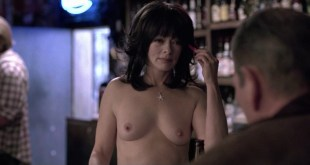 Frances Fisher nude topless in - In the Valley of Elah (2007) hd1080p (7)