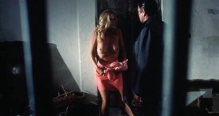 Karin Schubert nude topless - The Girl in Room 2A (1974)