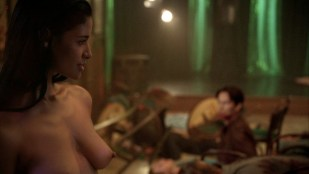 Jessica Clark full frontal nude - topless and bush from - True Blood s5e7 hd720p
