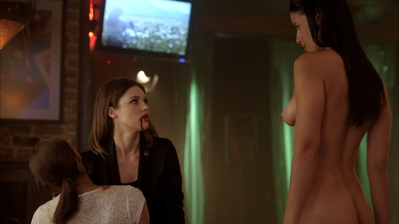 Jessica Clark full frontal nude - topless and bush from - True Blood s5e7 hd720p (7)