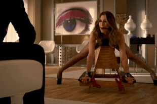 Kat Foster sexy in lingerie bondage - Weeds s8e2 hd720p