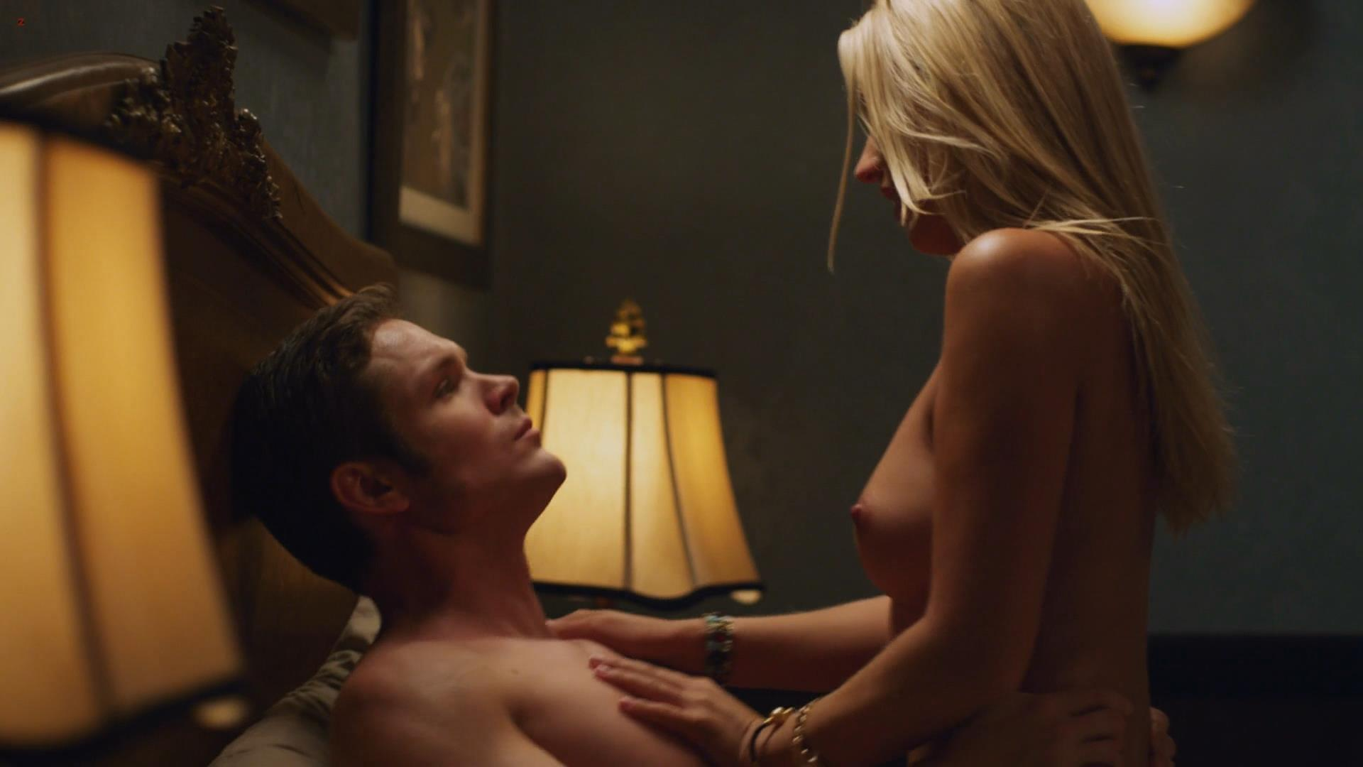 Hannah Britland Naked in malcolm naked nude huge boobs in - hijacked (2012) hd1080p