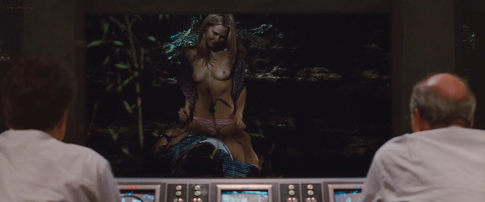 Anna Hutchison nude topless sex outdoor from - The Cabin in the Woods (2012) hd1080p (9)