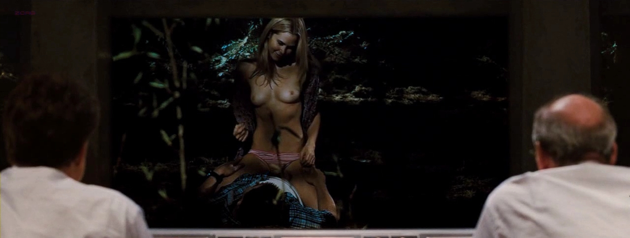 Anna Hutchison nude topless sex outdoor from - The Cabin in the Woods (2012) hd1080p (13)