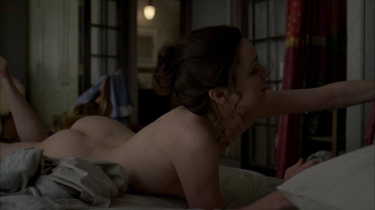 Meg Chambers Steedle butt naked - Boardwalk Empire (2012) s3e2 HD 1080p (1)