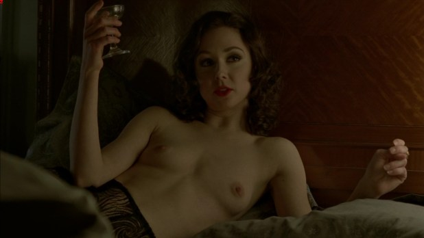 Meg Chambers Steedle nude topless - Boardwalk Empire (2012) s3e1 HD 1080p (14)