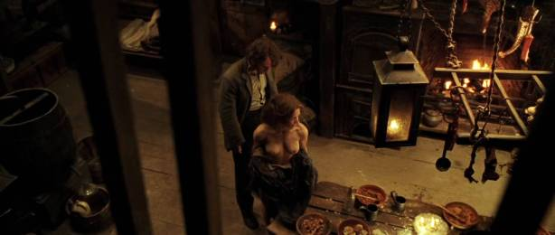 Nicole Kidman nude butt and sex Melora Walters naked sex - Cold Mountain (2003) HD 1080p (8)