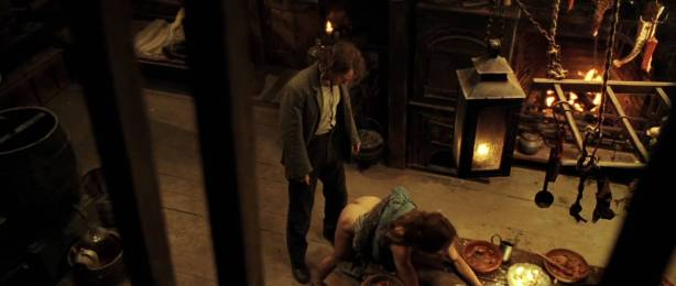 Nicole Kidman nude butt and sex Melora Walters naked sex - Cold Mountain (2003) HD 1080p (7)