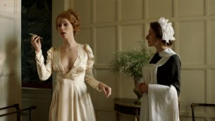 Rebecca Hall nude topless - Parade's End s01e02 hd720p (4)